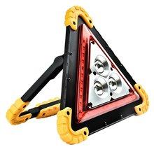 Складной Ветрозащитный светоотражающий безопасный треугольный Предупреждение ющий знак для ДТП сломанный автомобильный штатив опасный знак остановки неисправностей