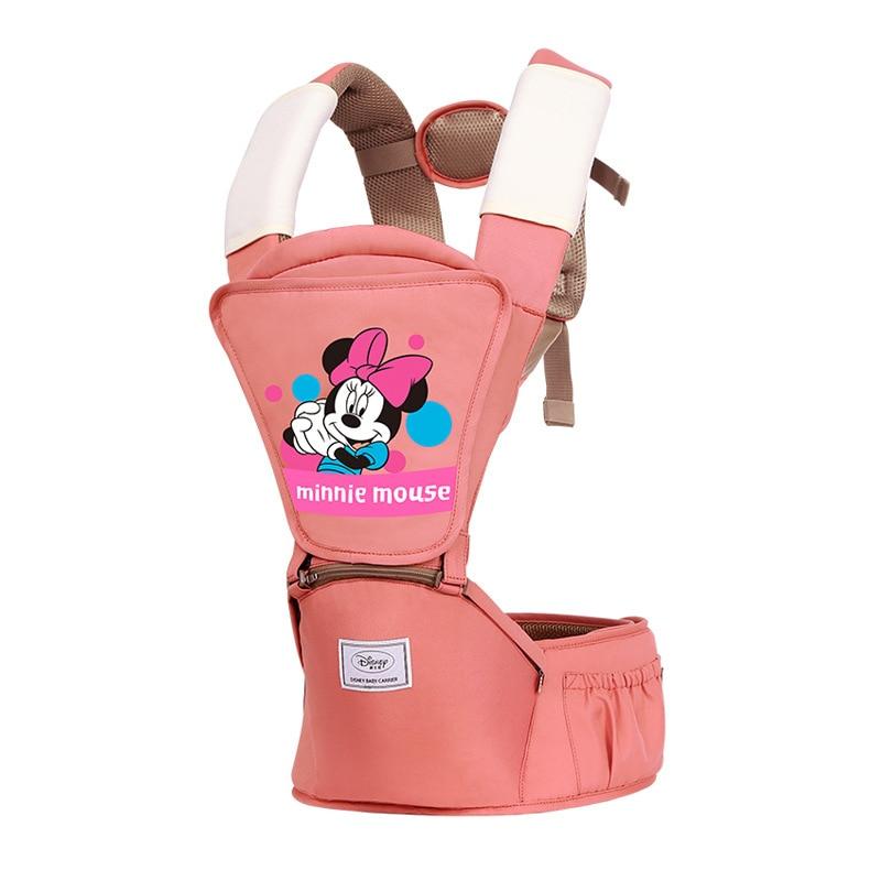 Disney ergonomic baby carrier backpack infant sling toddler waist wrap carrier baby holder kangaroo hipsit Mickey Newborn