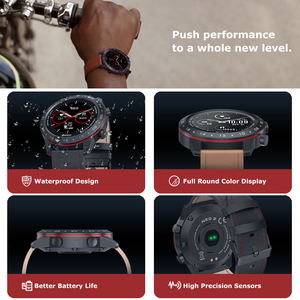 Image 3 - החדש 2020 Zeblaze NEO 2 Smartwatch בריאות & כושר עמיד למים/טוב יותר סוללה חיים קלאסי עיצוב Bluetooth 5.0 עבור אנדרואיד/IOS