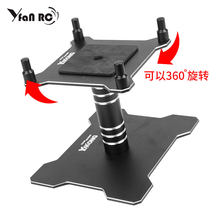 Higher Version RC Car Work Stand Assembly Platform 360 Degree Rotate Repair Station for TRX4 TRX6 G500 RC 1/8 1/10 Axial SCX10(China)