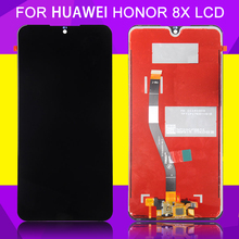 HH 6.5 For Huawei Honor 8X LCD SN AL00 JSN L22 L21 Display Touch Screen Digitizer Assembly Max Display+Tools