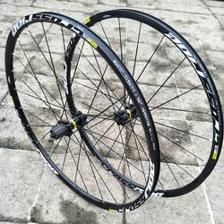 Vtt VTT frein à disque roues CROSSRIDE roues de vélo scellé roulement Six trous serrure centrale 26 27.5 29 pouces jeu de roues