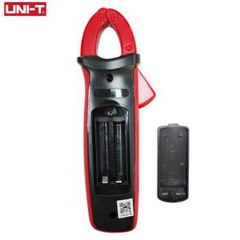 UNI-T UNI T Mini Clamp Meter UT210E Digital True RMS AC/DC Current Voltage Tester VFC Capacitance Non Contact Multimeter Clamp