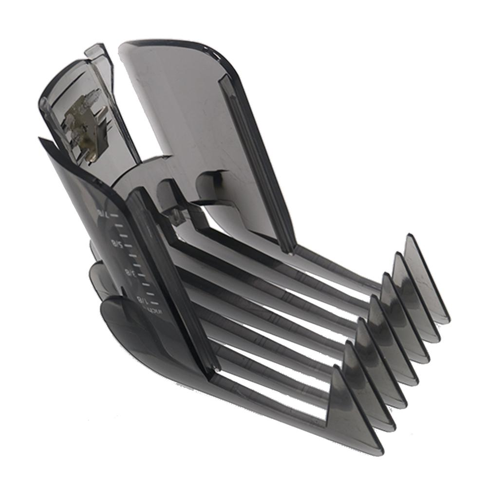 Free Shipping  HAIR CLIPPER COMB For Philips QC5105 QC5115 QC5120 QC5125 QC5130 QC5135  HC9450 HQ8505