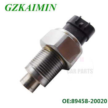 REBUILT FUEL INJECTION RAIL & PRESSURE SENSOR 8945820020 89458-20020  FOR TOYOTA PREVIA 2002 2.0D-4D LHD