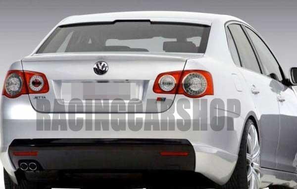 BOYALı CA-TYPE ÇATı SPOILER VW JETTA Için Fit MK5 2006-2009 V012F