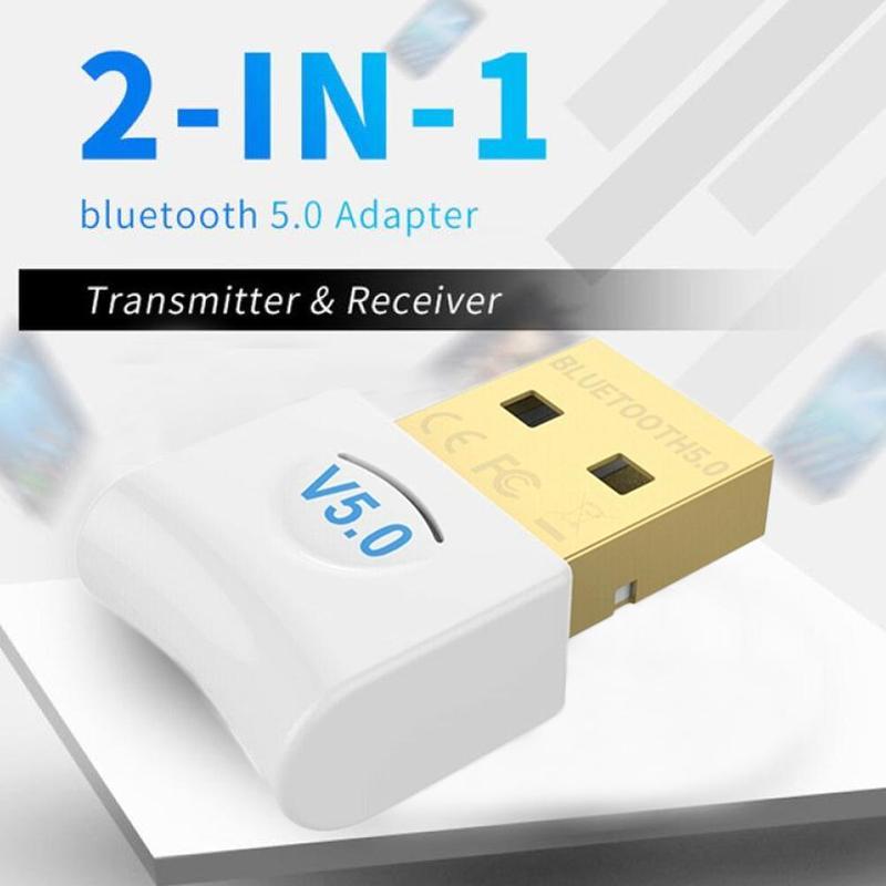 Колонки передающие Usb настольного компьютера ПК наушники получить отправить аудио 5,0 беспроводной Wifi Bluetooth адаптер