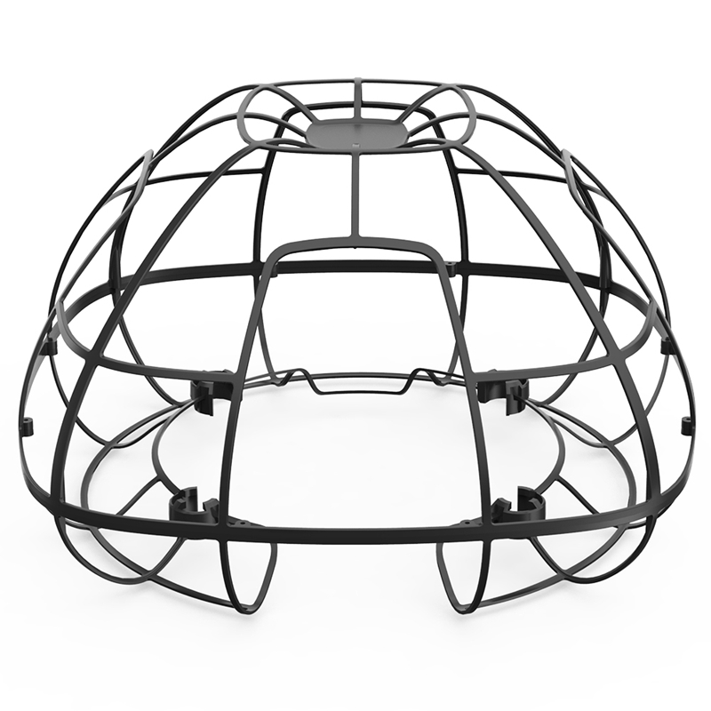 RISE-For Tello Drone New Spherical Protective Cage Cover Guard Light Full Protection Protector Guards Accessories.