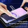 3Pcs Screen Protector For Samsung Galaxy S10 S20 FE S21 Ultre S9 S8 Plus S6 S7 Edge Full Cover Hydrogel Film For Note 20 8 9 10 2