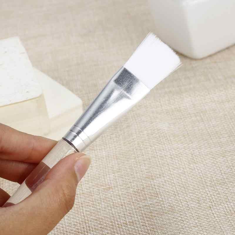 Silicone máscara facial escova creme ferramenta pincéis de maquiagem facial escova de mistura facial profissional máscara facial lama tratamento de maquiagem cuidados com a pele