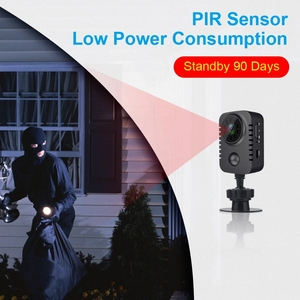 Image 5 - MD29 Mini Camera PIR Motion Detection Low Power HD 1080P Sensor Night Vision Camcorder Action DVR Micro Sport DV Video Small Cam