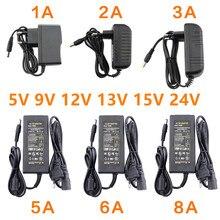 Transformer Power-Adapter Led-Driver Ac Dc 220V 12V 5V 10V 9V 24v 1a 5A 6A 6V TO 2A 3A