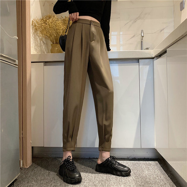 Chic Casual Trousers 1