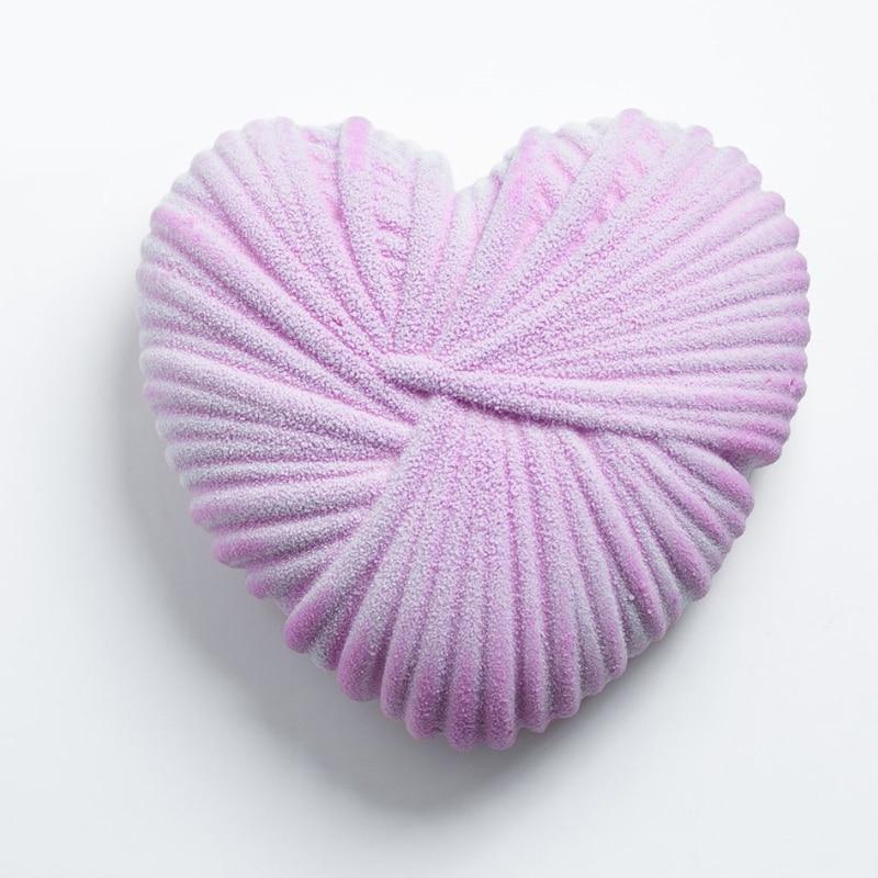 Meibum Valentijnsdag Hart-Vorm Mousse Schimmel Siliconen Cake Mallen Wortel Gebak Bakvormen Anniversary Party Dessert Bakken Tool