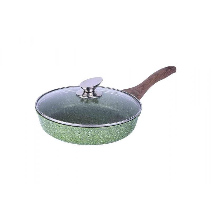 Frying Pan ZEIDAN, 26 Cm, Olive