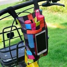 Велоспорт Водонепроницаемый Передняя сумка для хранения детские
