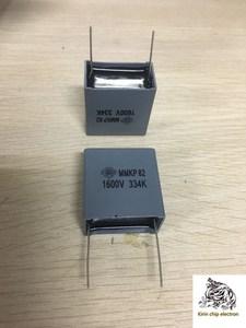 50 шт./лот датчик безопасности емкость MMKP82 334K 1600V p27.5mm 0,33 мкФ 330NF 1.6KV