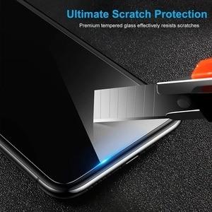Image 4 - 10 sztuk pełny klej do ekranów szkło hartowane dla iPhone 11 screen Protector iPhone 11 Pro Max 6.5 cala 5.8in 6.1 folia ochronna