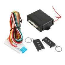 Kit de système d'alarme d'ouverture de porte centrale pour voiture, verrouillage à distance, sans clé, 410/T402, pour prendre soin des accessoires personnels