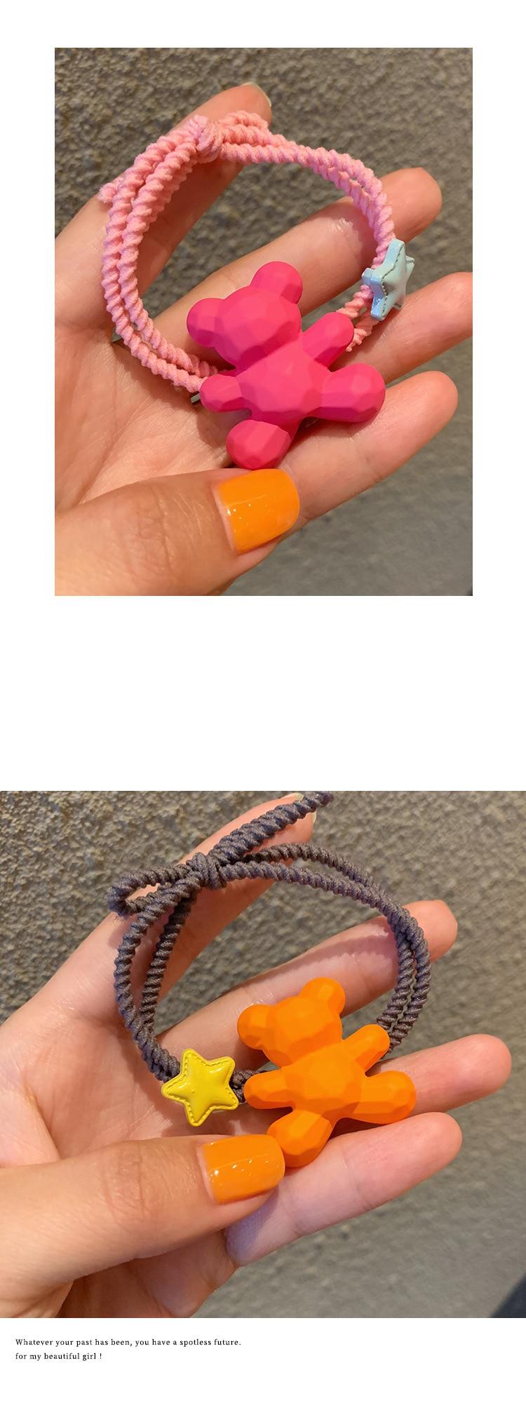100 pçs lote DIY Simples Colore Doces
