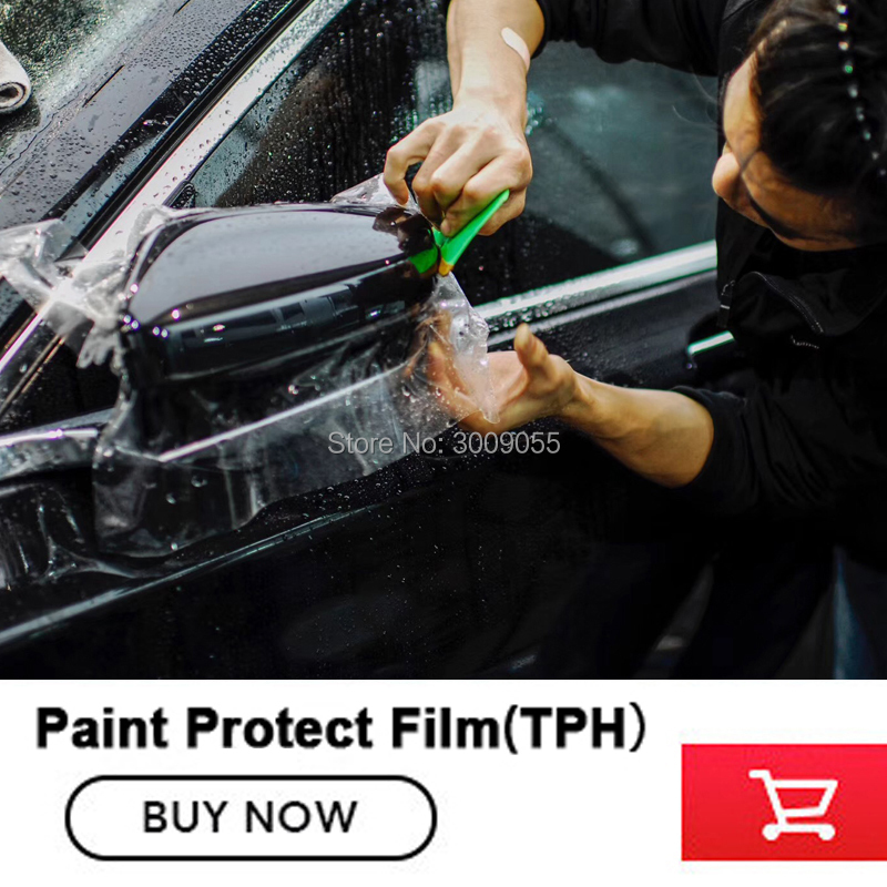 Paint Protection Film Roll Paint Car Adhesive Vinyl Rolls Self Healing Rino  (TPH Raw Material)High Transparency And Clearness