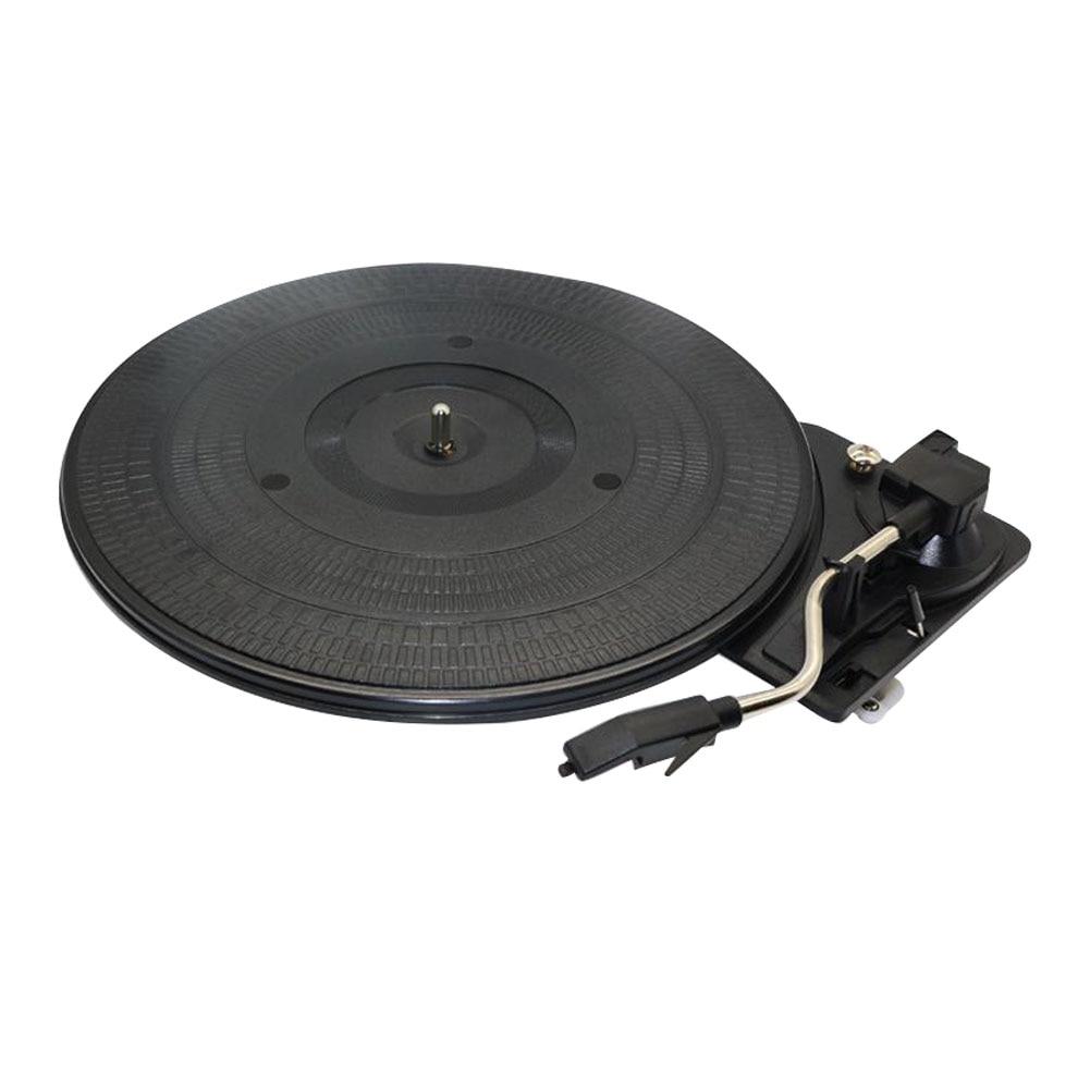 28 см аксессуары винтажный граммофон виниловый аудио замена 33 45 78 об./мин Автоматический кривой рычаг стерео регулируемый 3 скорости - Цвет: MJ 202