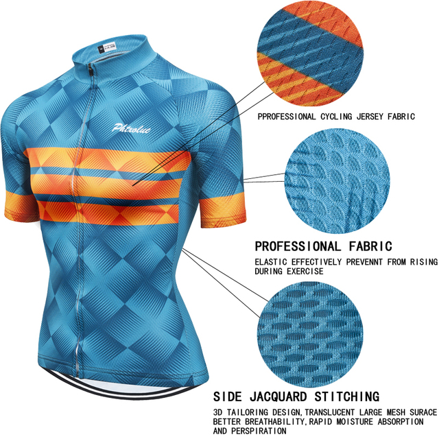 Phtxolue pro conjunto camisa de ciclismo mulher ciclismo wear mountain bike roupas da bicicleta mtb ciclismo roupas ciclismo terno 2