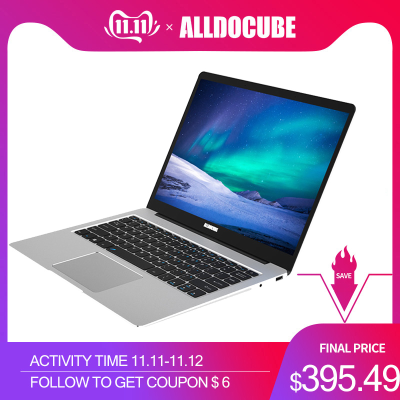 Alldocube Kbook 13.5 Inch Laptop Intel Skylake 6Y30 900GHz 3K 3000*2000 IPS 8GB RAM+512GB SDD ROM Notebook