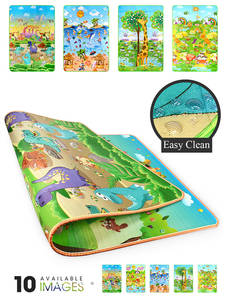 Puzzle Carpet Toy Game-Pad Play-Mat Kid Rug Crawling Rollable Multiple Infant Baby Early-Education