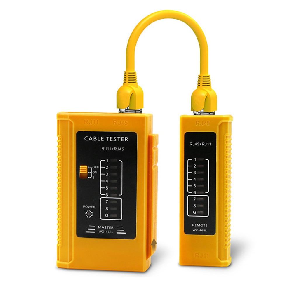 Multi-Modular RJ11 RJ45 Network Lan Usb Wire Cable Line Tester Checker M726 nh