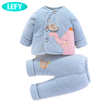 baby winter clothes baby snowsuit Cotton Coat jacket kids Clothes infant Down Jacket Warm Outerwear Newborn For Boy & Girls 2020 cartoon baby children boys girls winter warm down jacket suit set thick coat jumpsuit baby clothes set kids jacket animal