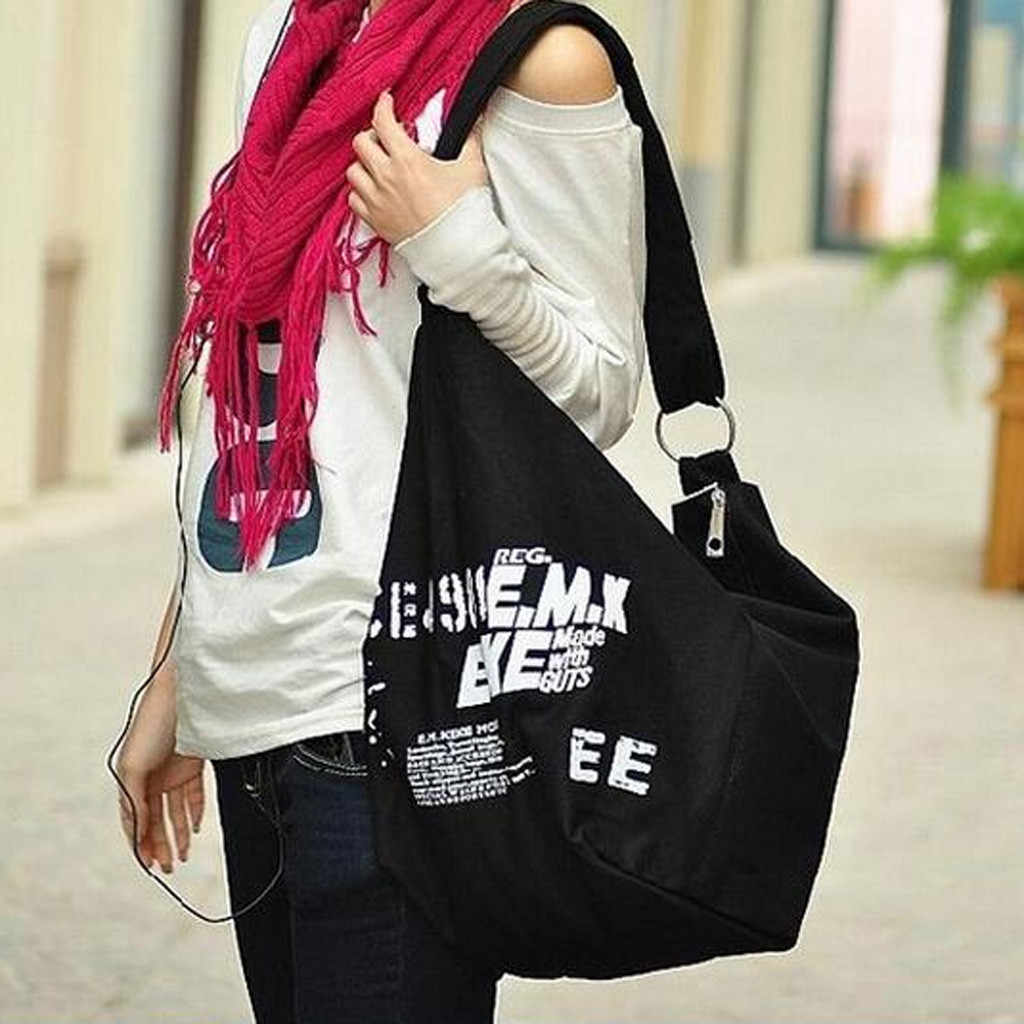 MAIOUMY модная женская холщовая дорожная сумка с буквенным принтом, большая Вместительная дорожная сумка, дорожная сумка для путешествий, дорожные сумки для переноски багажа