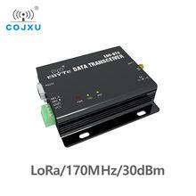 Lora большой диапазон rs232 rs485 полудуплексный 170 МГц cojxu
