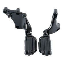 цена на Motorcycle Passenger Footpeg Footrest Mount For Harley Sportster XL Iron 883 1200 Forty Eight 2014-2020