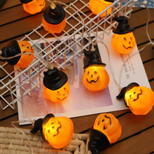 Pumpkin Witch Hat Light…