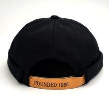 Уличная шапка без полей в стиле хип хоп skullcap docker melon