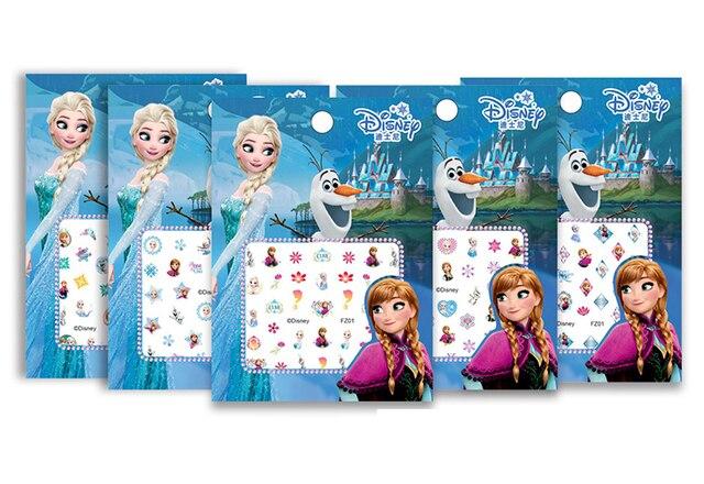 Disney Stiker Mainan Stereo Anting Anting Mainan Stiker Beku Elsa Dan Anna Sophia Putri Kuda Poni Kecil Disney Princess Stiker Hadiah Mainan Aksi Toy Angka Aliexpress