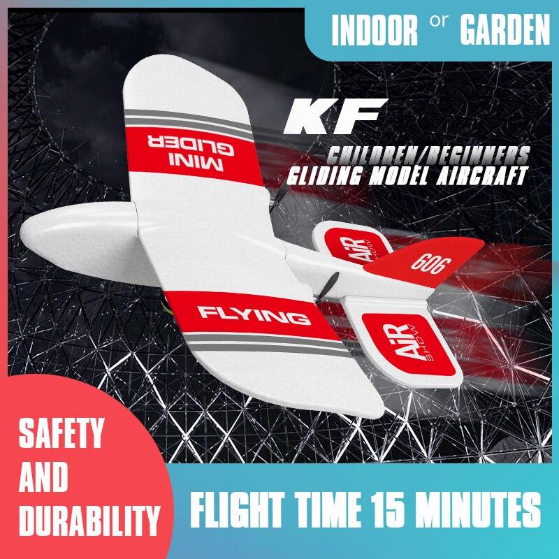 Nouveau 2.4 Ghz RC avion avion volant EPP mousse jouet avion planeur avion 15 minutes Fligt temps RTF mousse avion jouets enfants cadeaux jouet 1