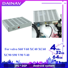 Android 9,0 Auto Stereo Interface Box Auto Dekodierung Box Für volvo S60 V60 XC40 XC60 XC90 S90 V90 V40 DVD player