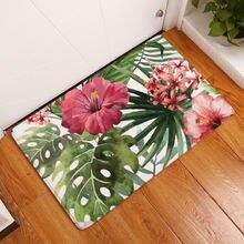 Напольный коврик с птицами модный ковер для украшения гостиной