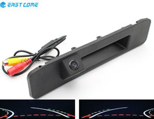 Reverse 1080P Trajectory Tracks Car Rear View Camera Trunk handle For Mercedes Benz ML A180 A200 A260 GLA GLC GLE Car Camera hd 1080p trajectory tracks fisheye lens parking rear view camera for kia soul 2012 2013 2014 waterproof reverse car camera