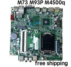 Dla Lenovo M73 M93P M4500q IS8XT płyty głównej 100% testowane w pełni pracy