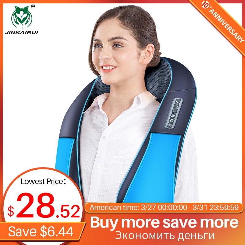 jinkairui-plus-recent-masseur-de-cou-16-rouleaux-de-massage-3d-petrissage-massage-direction-de-chauffage-reglable-3-forces-smart-economiser-de-l'energie