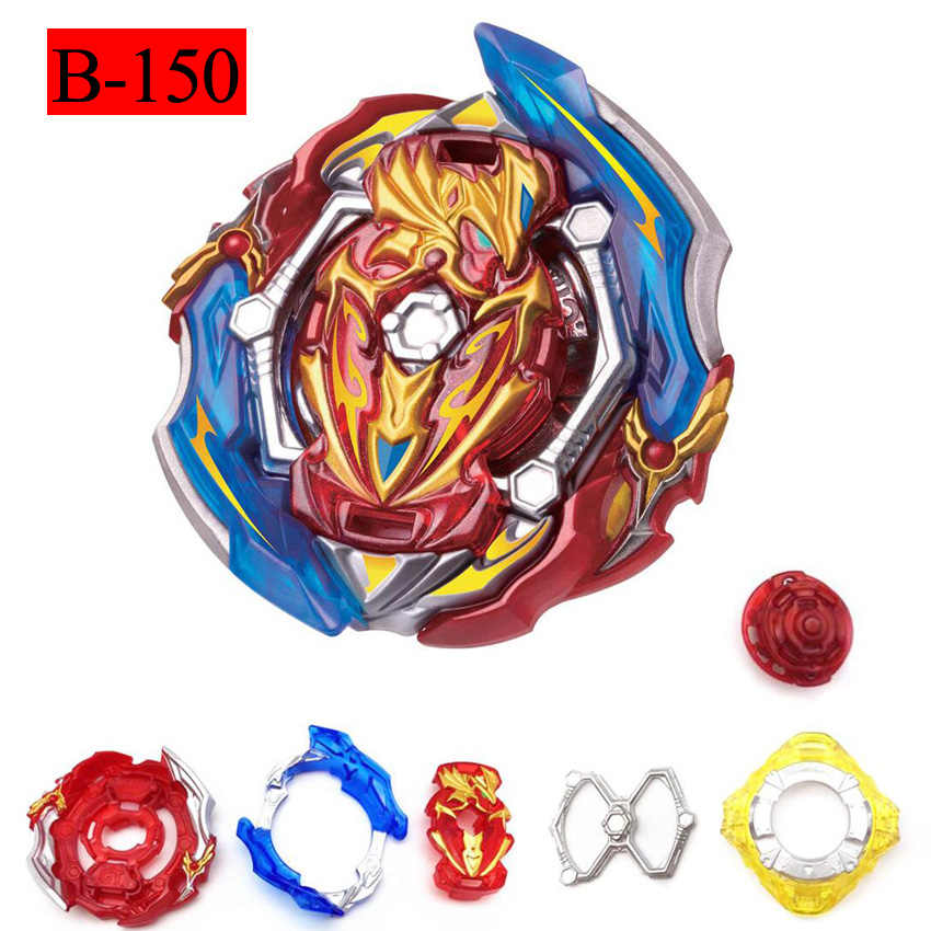 חולצות פרץ משגרי Beyblades GT צעצועי B-150 פרץ bables Toupie Bayblades מתכת fusion אלוהים ספינינג צמרות ביי להב להבי צעצוע