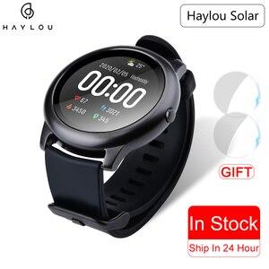Смарт-часы Haylou, солнечные Смарт-часы, глобальная версия, спортивные, водонепроницаемые, reloj inteligente, шагомер сердечного ритма для Android iOS, 2020