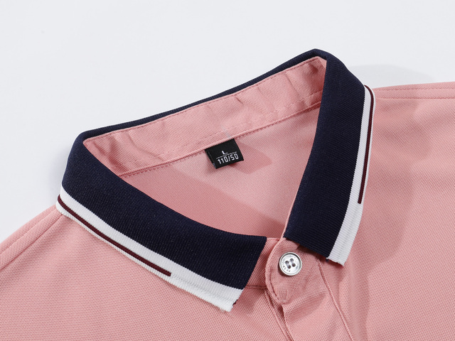 New Men's JA BOSS Spring / Summer Polo Shirt Casual Sports Quick Dry Sweat Absorbent Top Male 2021 Heat Breathable T shirt M 4XL|Polo|   -