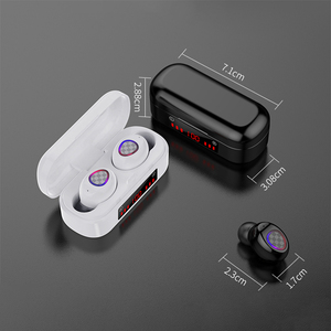 Image 5 - TWS Wireless Earphones Bluetooth V5.0 Sport Fashion Portable Headphones Gaming LED Power Display Headsets for IOS Android