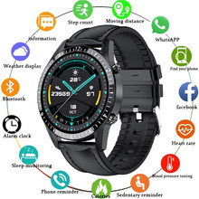 2021 Smart Watch Phone Full Touch Screen Sport Fitness Watch IP67 Waterproof Bluetooth Connection For Android Ios Smartwatch Men