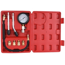 Tester Cylinder Engine-Compression-Tester Automotive-Test-Kit Pressure-Gauge Gasoline