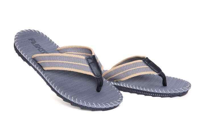 Di Vendita caldo di Modo Pistoni Della Spiaggia di Flip Flops Mens Pantofole casual Scarpe Da Uomo di Estate Pistoni Piani non-Scarpe antiscivolo